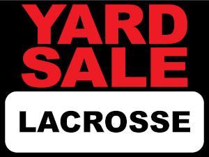 Yard Sale Lacrosse logo
